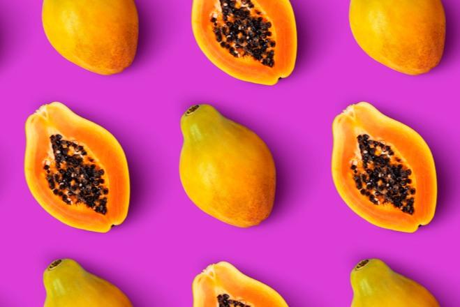 Papaya gegen Heißhunger