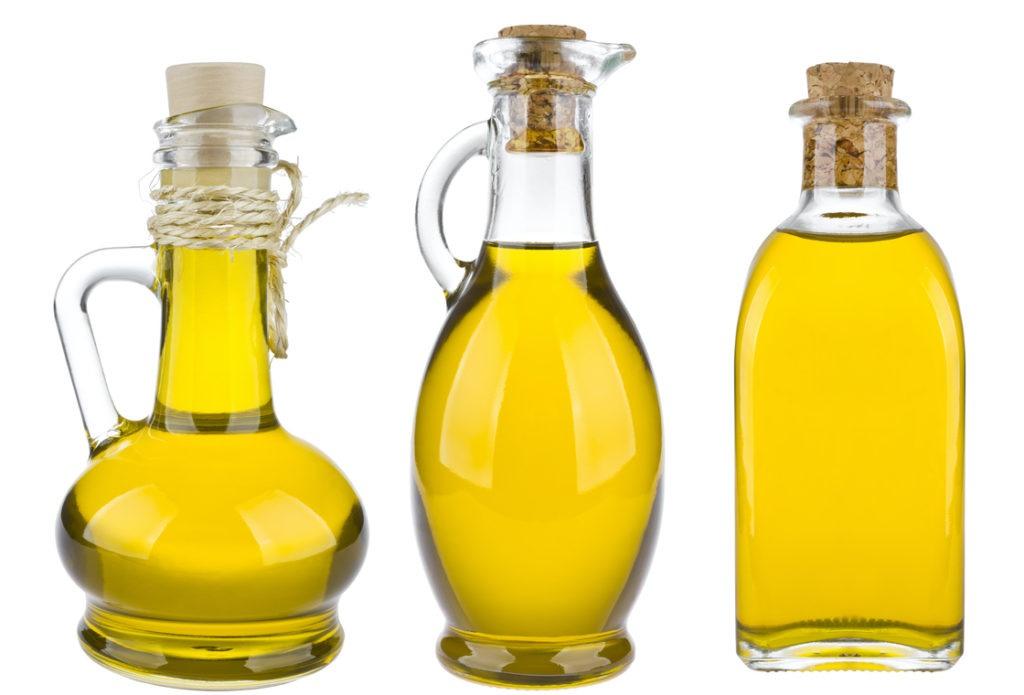 sibo symptome lindern - Olivenöl, Rapsöl, Leinöl/ Leinsamen, Hanföl sind gesund bei SIBO