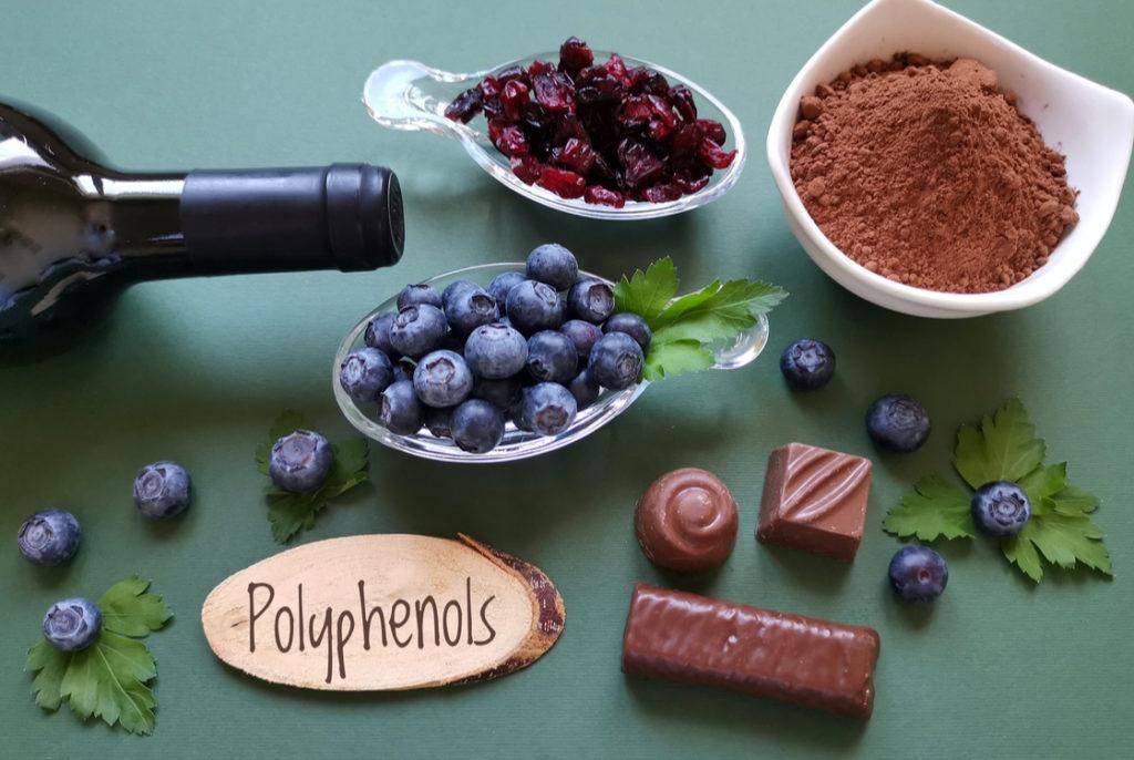 Polyphenol- Abhilfe für pcos symptome