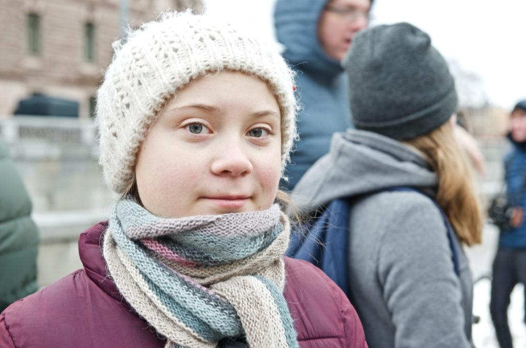 Greta Thunberg gehört zu den derzeit bekanntesten Asperger-Autistinnen.