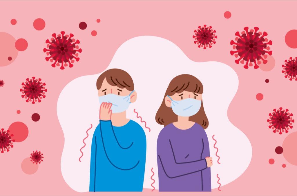 Besonders gern wählen Viren den Eingang über unsere Schleimhäute wie die Nasen- und Rachenschleimhaut, aber auch unsere Augen sind eine mögliche Eintrittspforte.