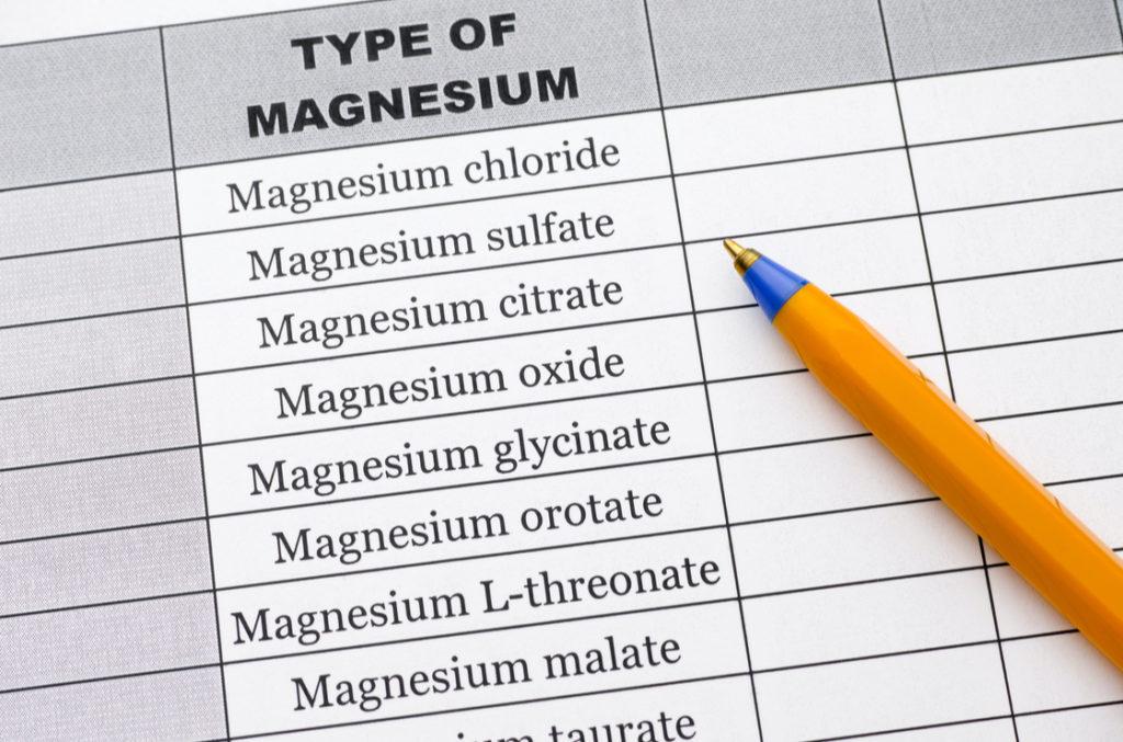 ausreichend Magensium bei Nierensteinen & magnesiumreiche Ernährung