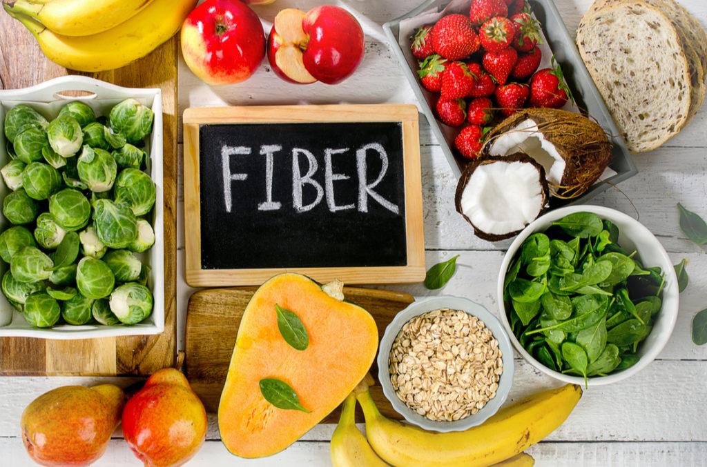 Ballaststoffreiche Nahrungsmittel für alle Enterotpyen