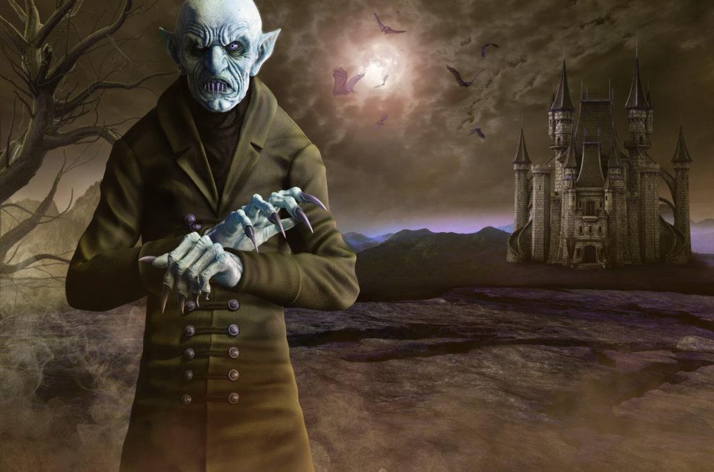 Was ist gut gegen Vampire?