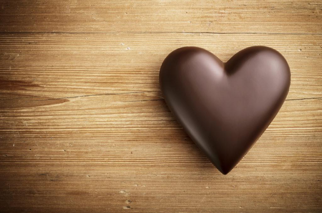 dunkle Schokolade bei Nebenniereninsuffizienz