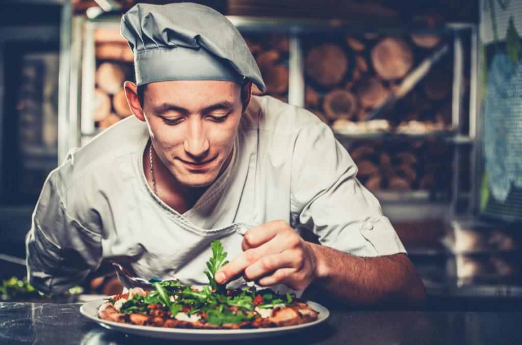 Liebevoll zubereitetes und bewusst eingenommenes Essen wird am besten verdaut.