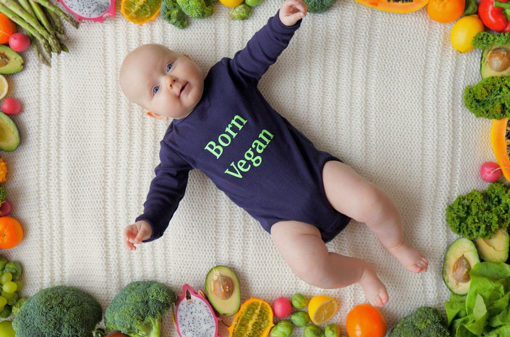 Vegane Ernährung stillen