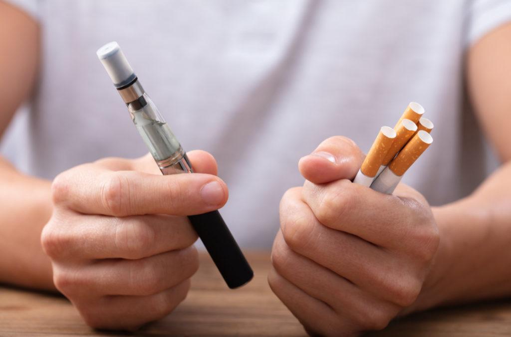 keine alternativen zum Rauchen