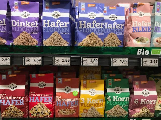 Haferflocken enthalten gesunde Ballaststoffe - So die Zuckersucht überwinden