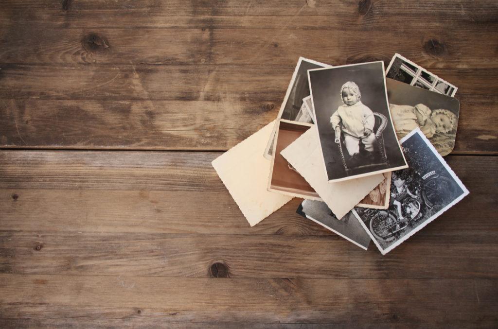 Alzheimer Demenz vorbeugen - Erinnerung an alte Zeiten