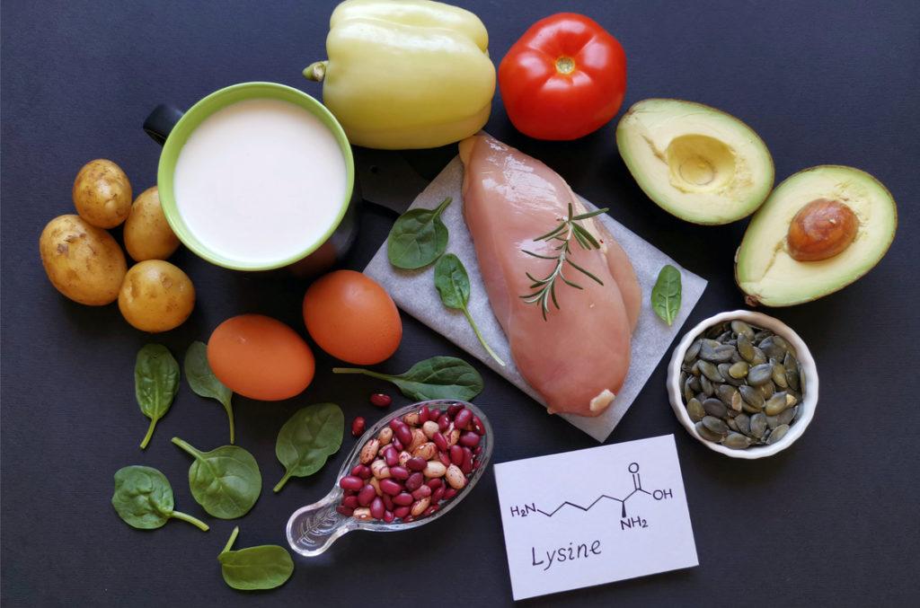 Lysin ist gut gegen Herpes. So muss die Ernährung umgestellt werden.