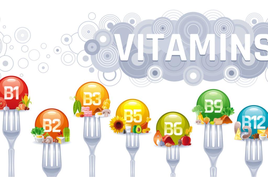 Vitamin B gegen Herpes