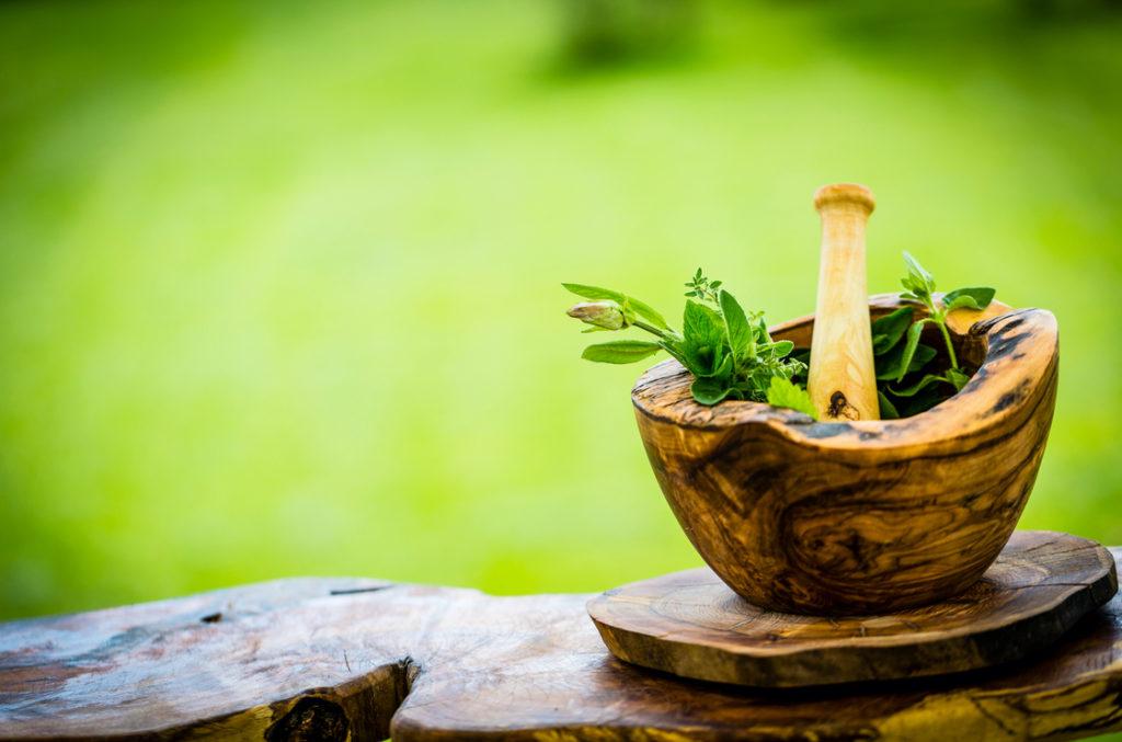 Pflanzliche Kost bei Übersäuerung