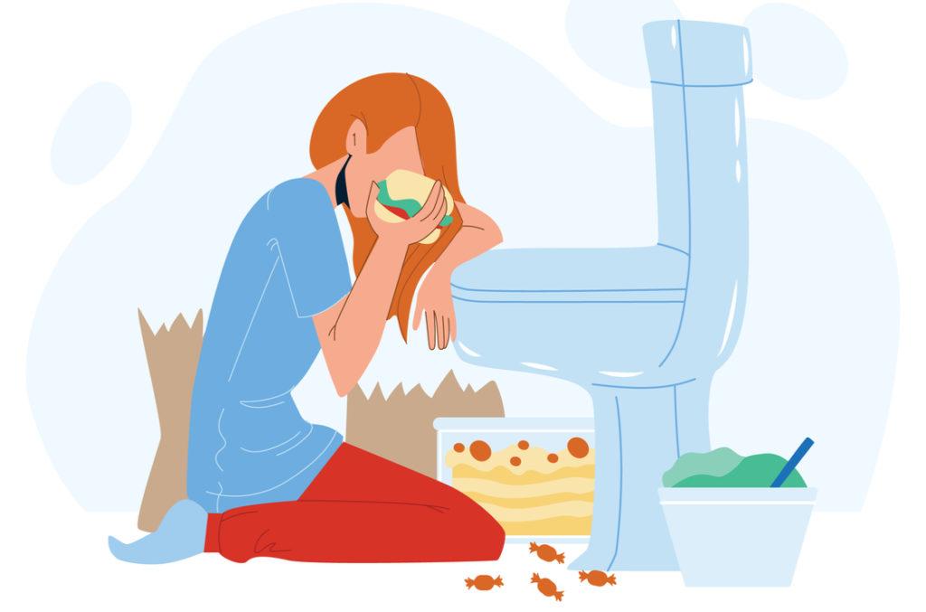 Therapie bei Bulimie